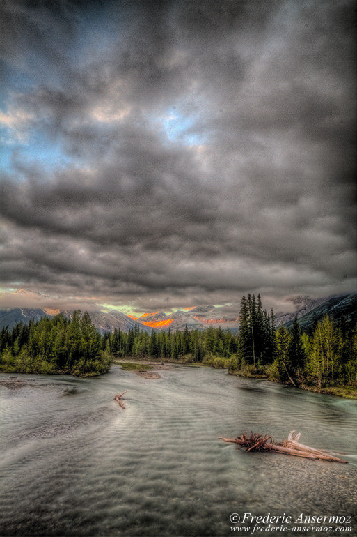Kananaskis country 43 hdr