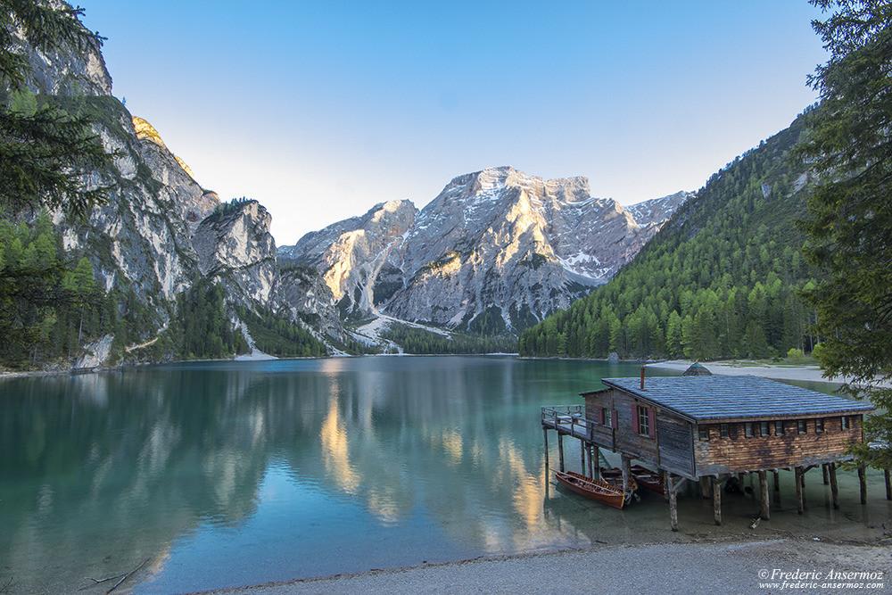 Lago di braies italia 01