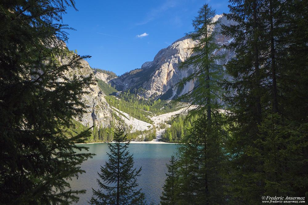 Lago di braies italia 10