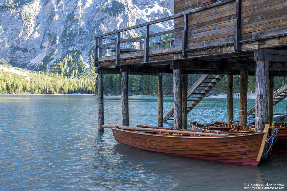 Lago di braies italia 12