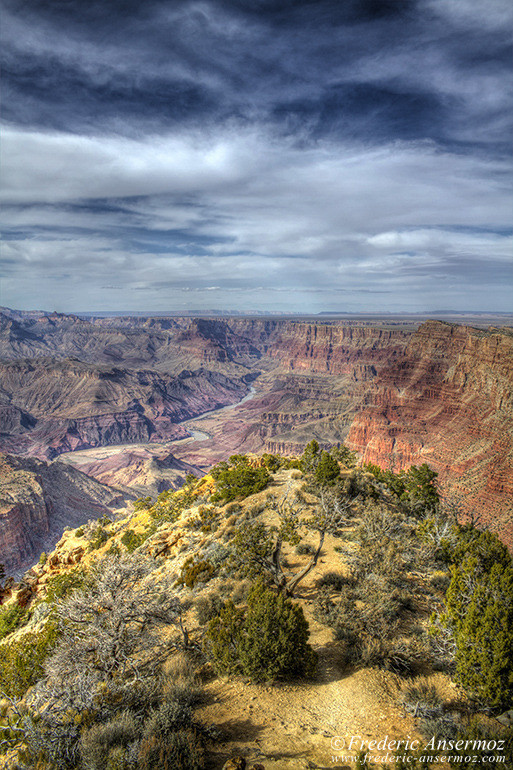 Grand canyon hdr