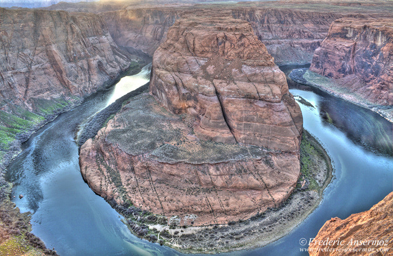 Horseshoe canyon hdr