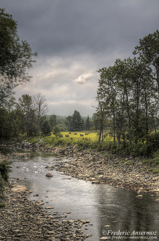 Quebec country hdr
