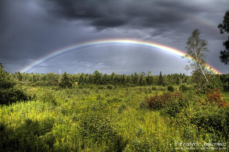 Rainbow hdr