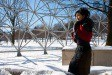 minna re-shin portrait at Biosphere in Montreal