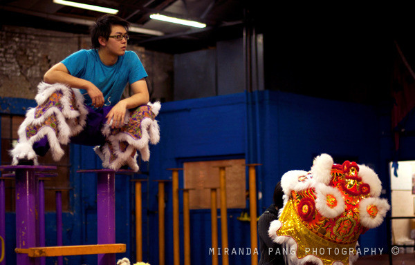 Miranda pang photography liondancer