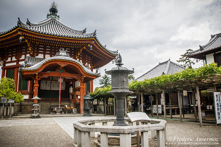 Southern Octagonal Hall - Kofukuji Temple
