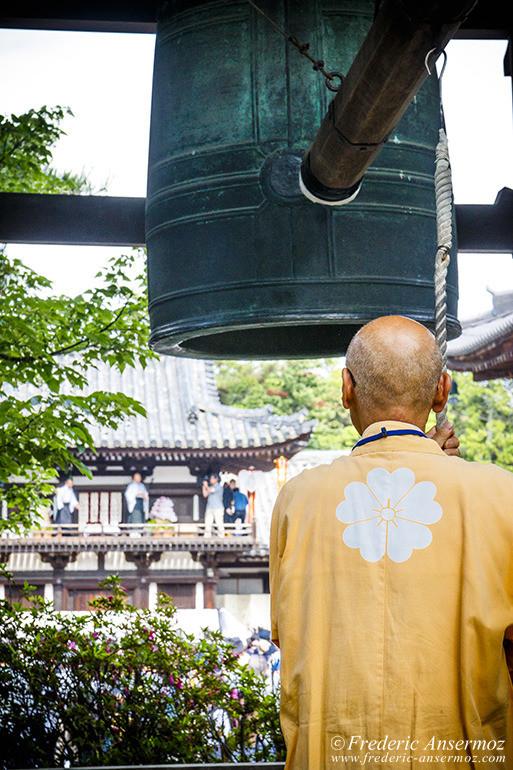 Nara toshodaiji temple 12
