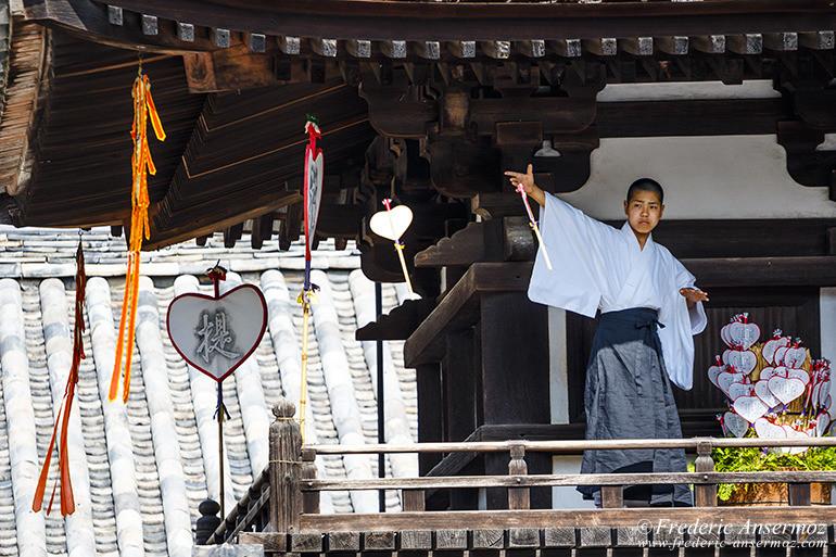 Nara toshodaiji temple 18