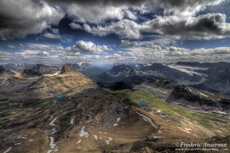 Canadian rockies hdr