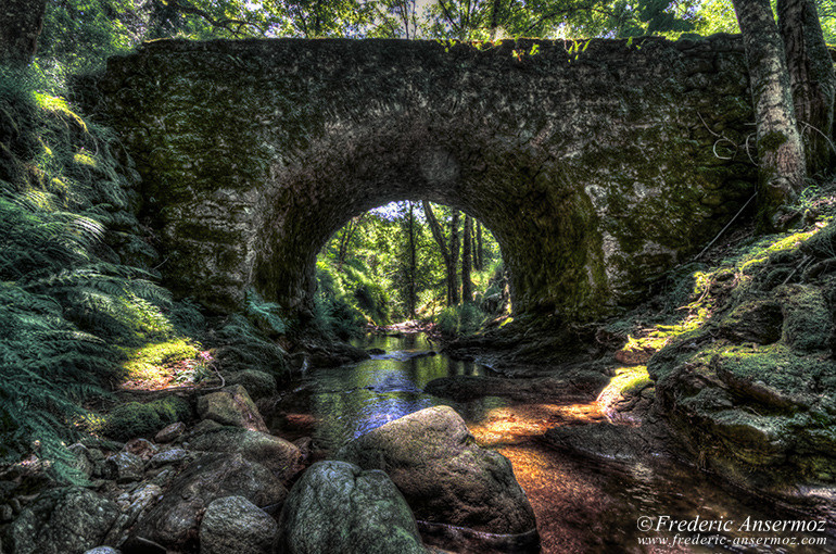 Old bridge hdr