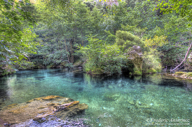 Turquoise water hdr