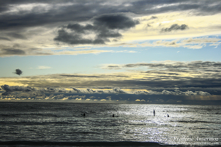 Palavas mediterranean sea