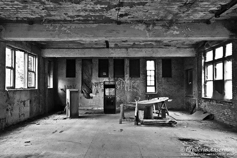 Abandoned plant montreal 28