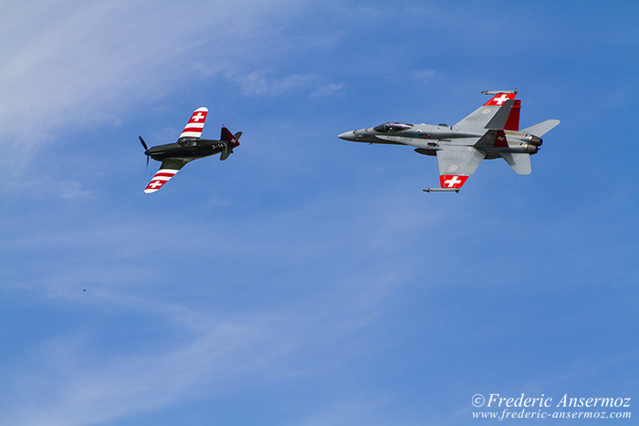 Payerne air show 25