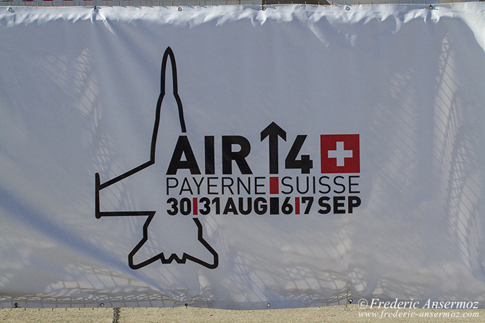 Payerne air show 84