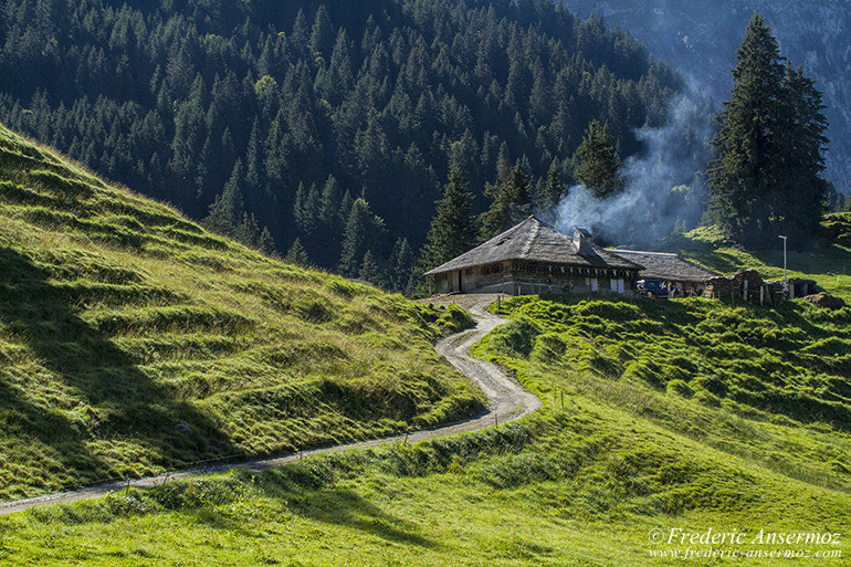 Hiking switzerland 01