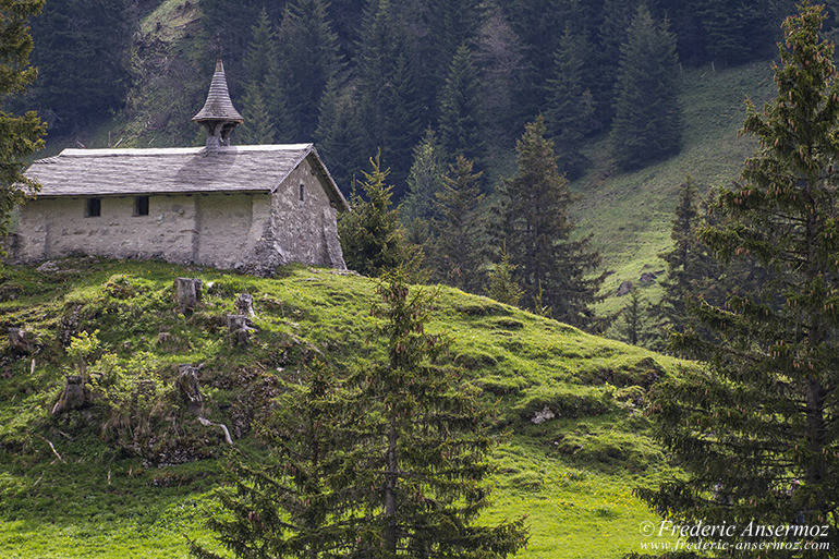 Vanil noir chapel 19
