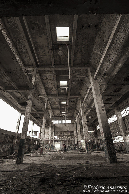 Abandoned factory quebec 10