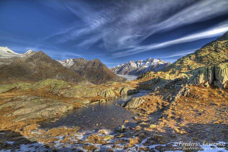 Aletsch glacier 10