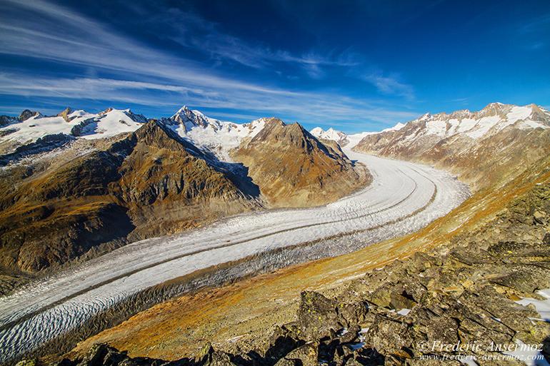 Aletsch glacier 22