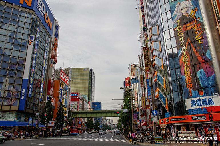 Tokyo akihabara 1