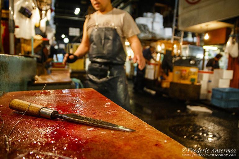 Tokyo fish market 06
