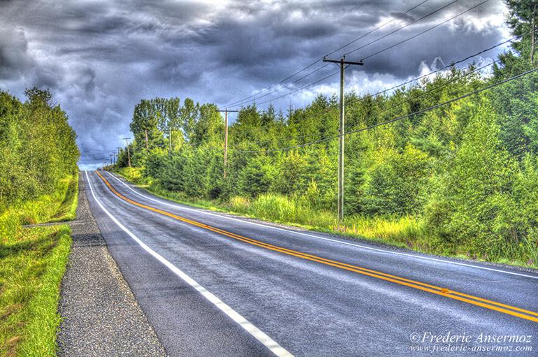 Road hdr