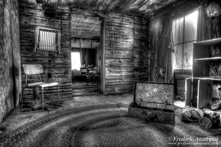 Abandoned house hdr
