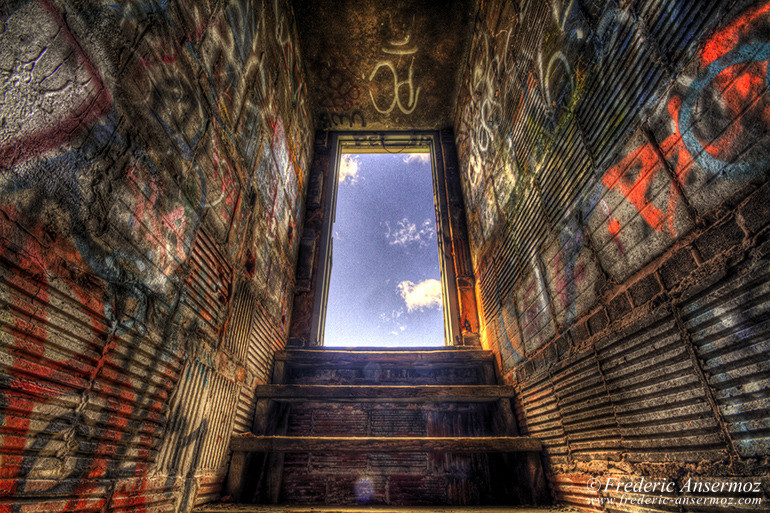 Stairway hdr