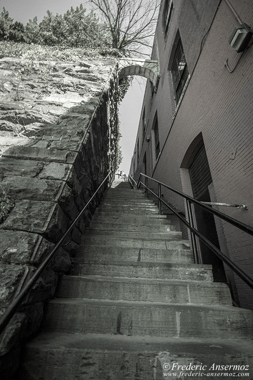 Washington georgetown exorcist stairs