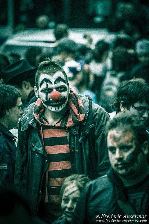 Zombie walk montreal 02