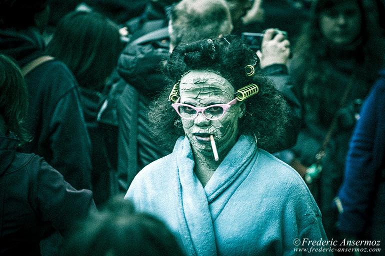 Zombie walk montreal 04