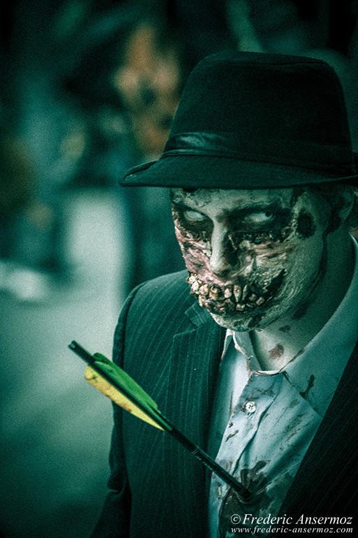 Zombie walk montreal 07