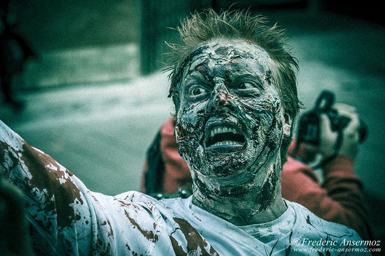 Zombie walk montreal 16
