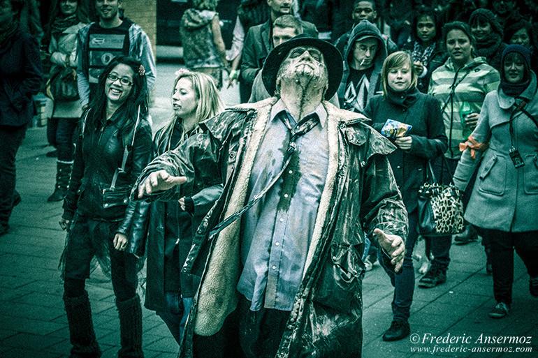 Zombie walk montreal 19