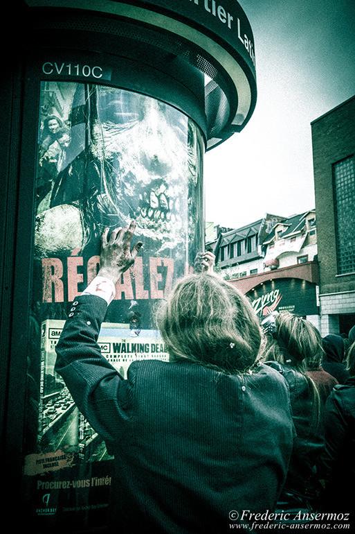 Zombie walk montreal 20